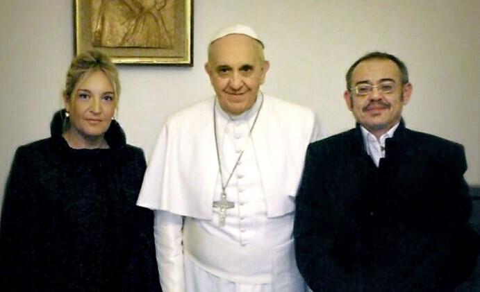 papa Diego Neira