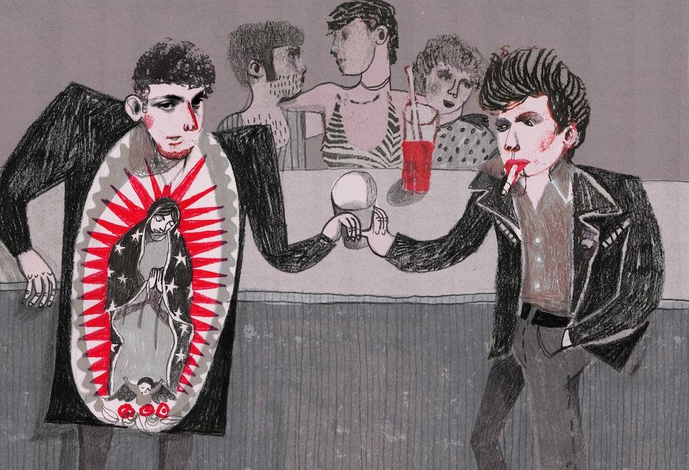 Ilustración de Ana Penyas