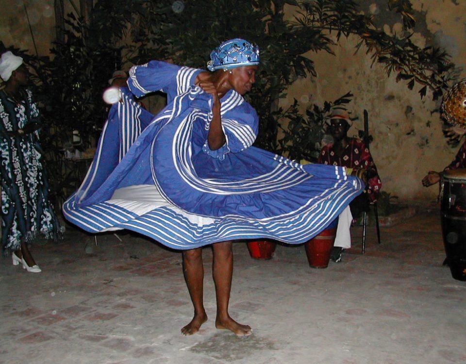 Yemaya es la diosa del mar en el panteón yoruba./ James Emery