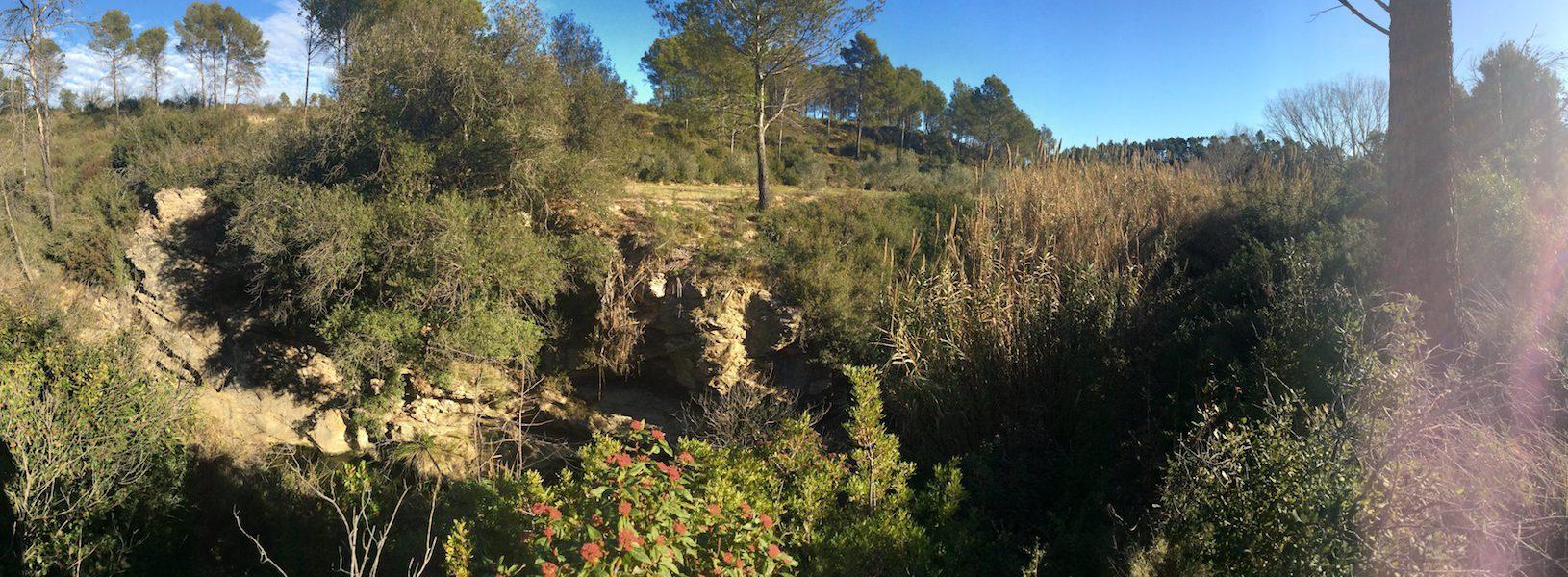 Vista del Valle de Les Escaules