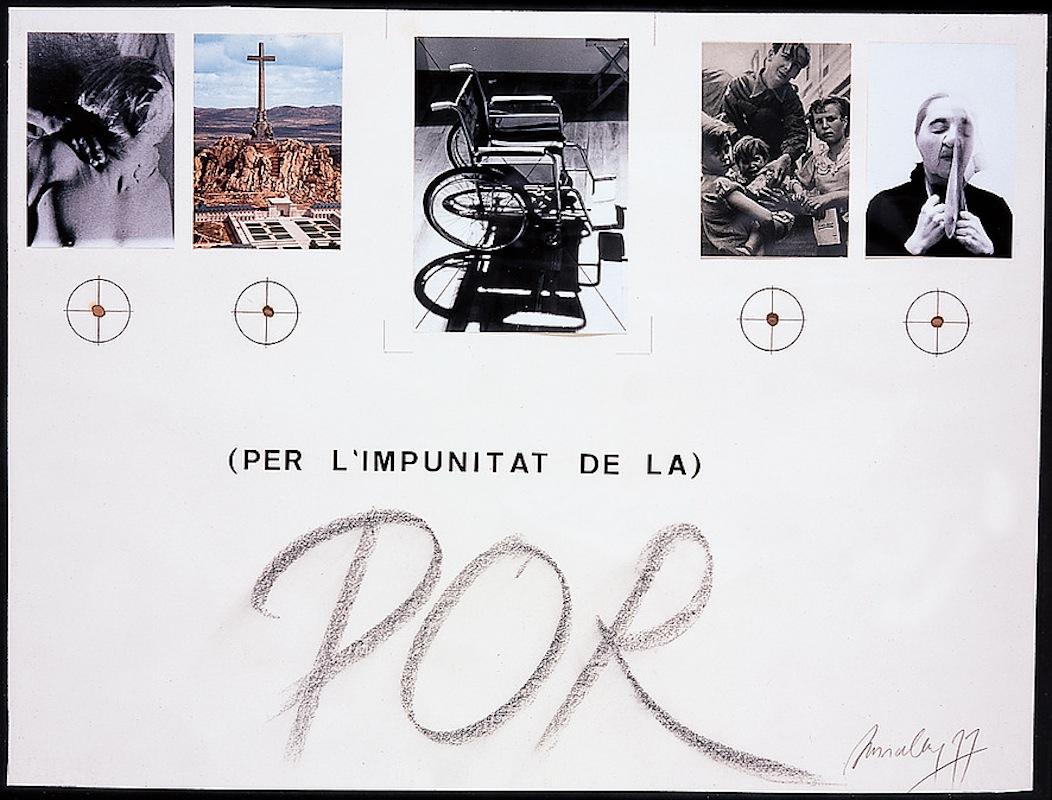 'Per l' impunitat de la por' (1977)