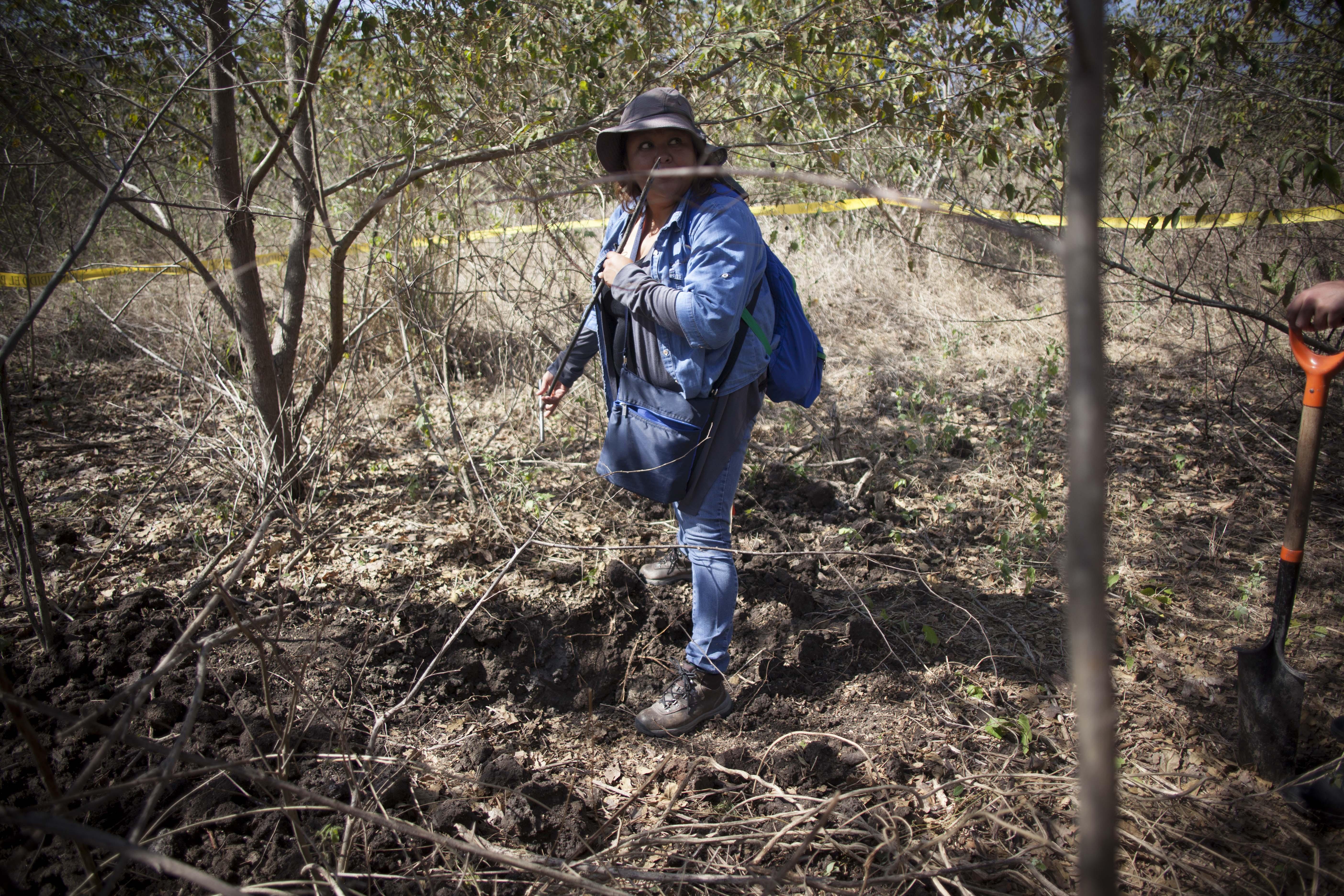Graciela Pérez ha sido reconocida por el Gobierno de Holanda con el Premio Tulipán de los Derechos Humanos. / Foto: Monica Gonzalez Islas/ Pie de Pagina Red de Periodistas de a Pie
