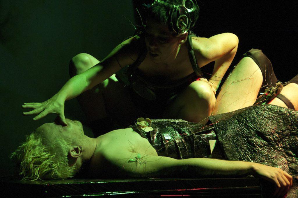 Sexus 3 (Part 1), de la Quimera Rosa. Foto de Rodrigo Van Zeller