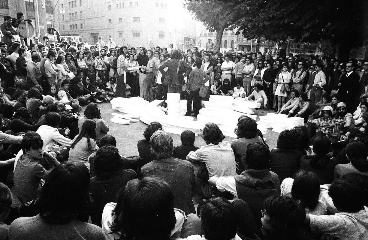 encuentros_arte_pamplona_1972_fotoFco Javier Zubiaur Carreño