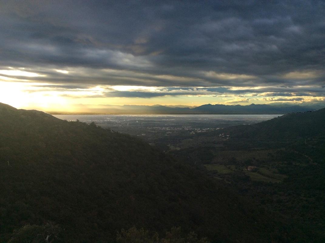 Vista del Empordà, por Laura Corcuera