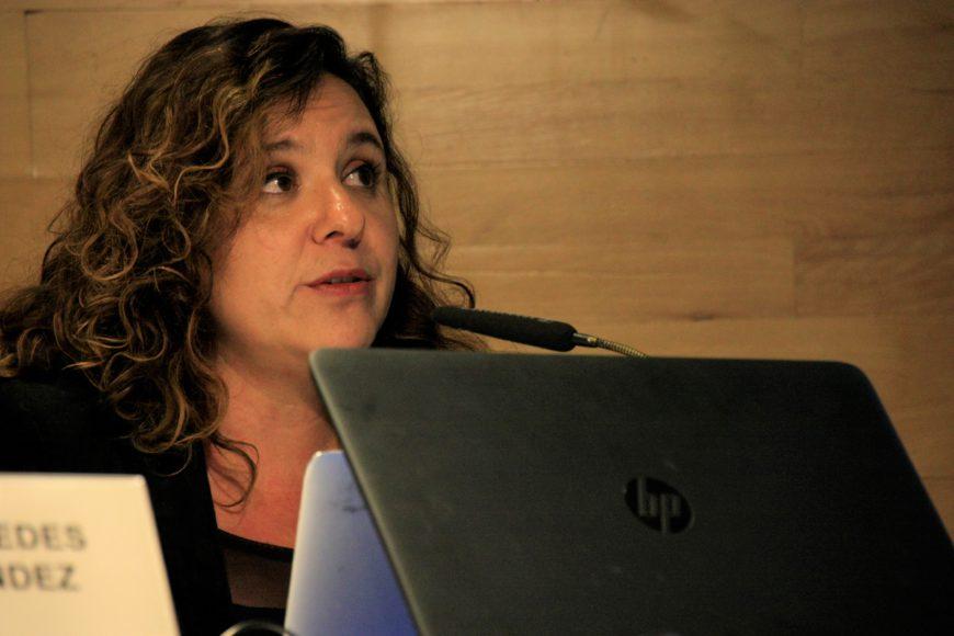 """Marcela Turati: """"Algo está podrido en un país cuando el periodista se convierte en la nota"""""""