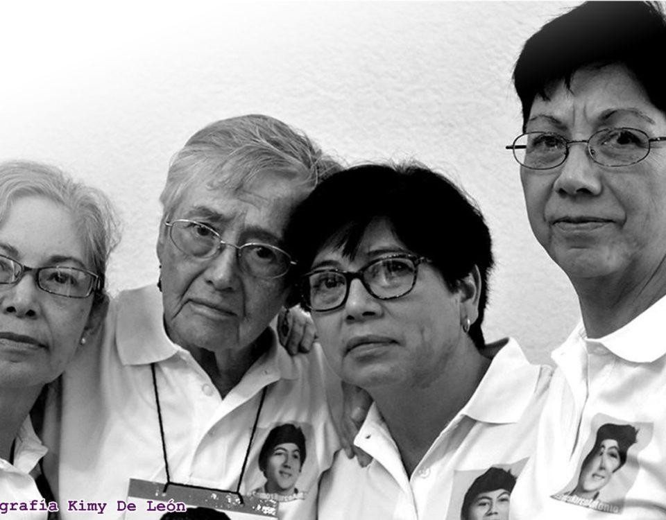 La familia de Marco Antonio.