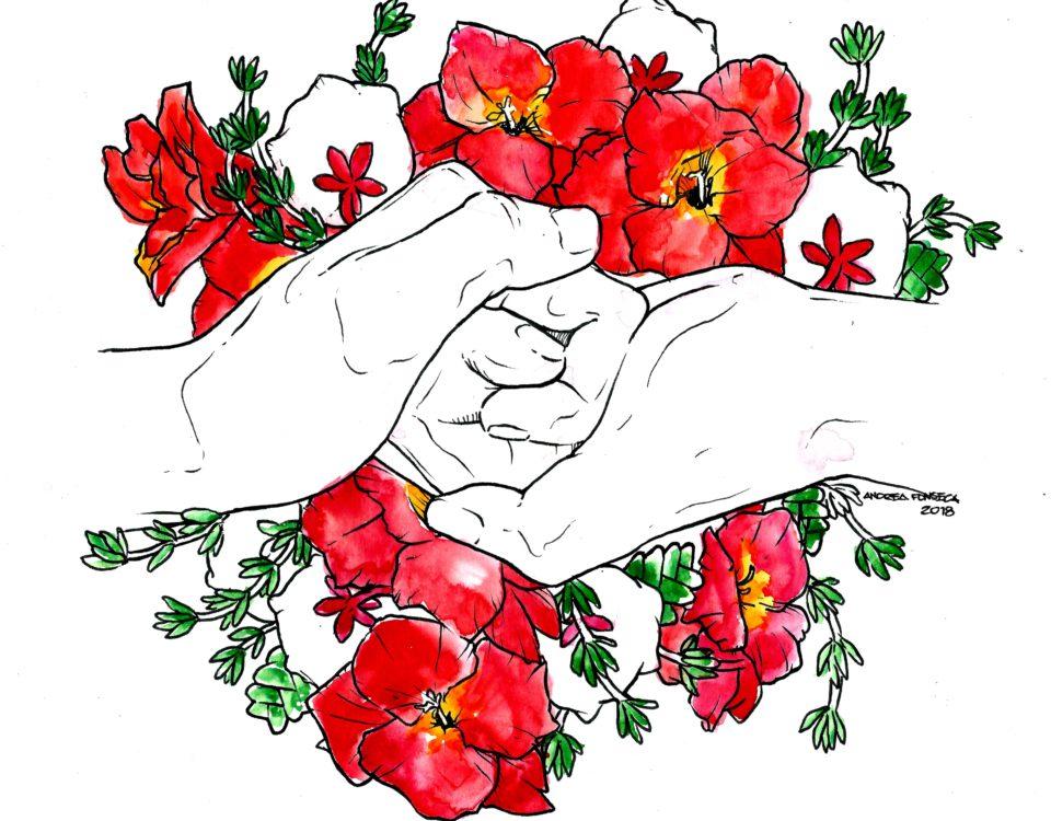 Ilustración de Andrea Fonseca.